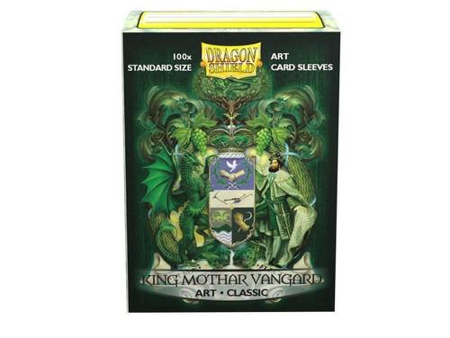 ART Sleeves Classic - King Mothar Vangard: Coat-of-Arms (100 ct. In Box)