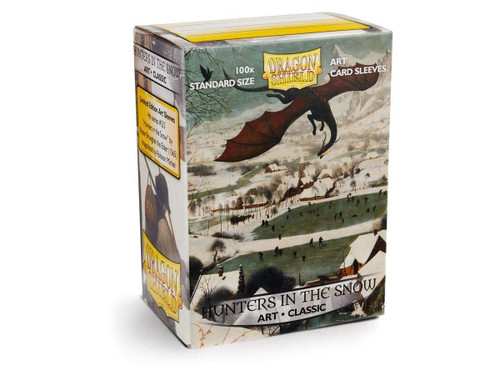 ART Sleeves Classic Hunters In The Snow Art Sleeves Classic (100 ct. In Box)