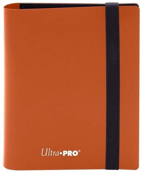 2-Pocket Eclipse Pumpkin Orange Pro-Binder