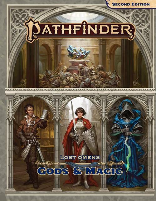 Lost Omens Gods & Magic: Pathfinder RPG Second Edition (P2)