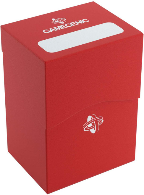 Gamegenic 80-Card Deck Holder Red