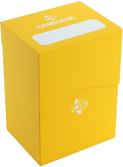 Gamegenic 80-Card Deck Holder Yellow