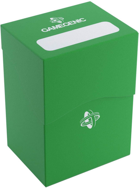 Gamegenic 80-Card Deck Holder Green
