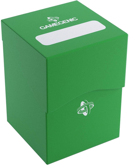 Gamegenic 100-Card Deck Holder Green