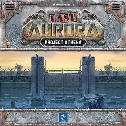 Last Aurora- Project Athena