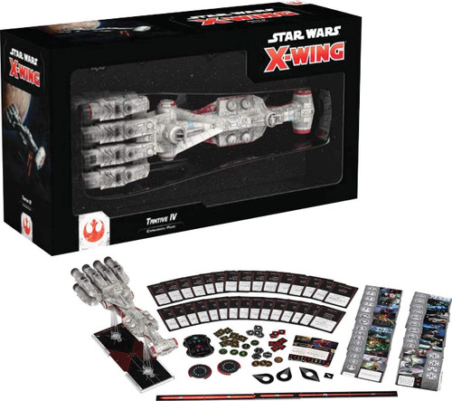 Star Wars X-Wing 2nd Edition Tantive IV Expansion Pack