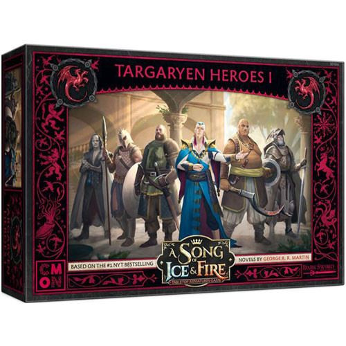 A Song Of Ice and Fire Targaryen Heroes # 1 Expansion Pack