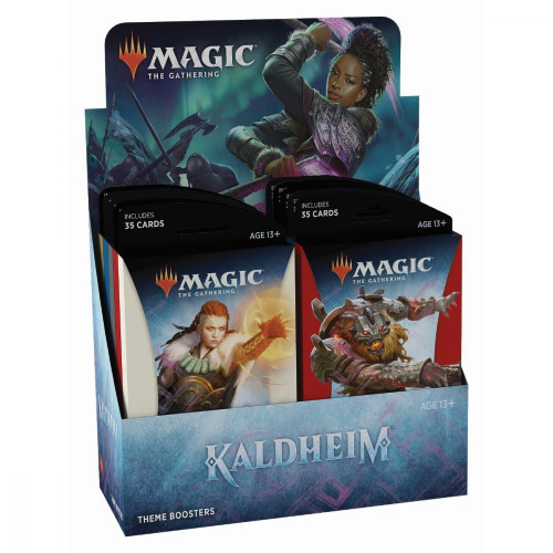 MTG Kaldheim Theme Booster Display (Pack Of 12)