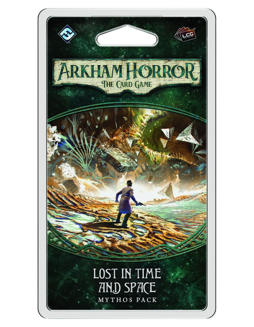 Arkham Horror LCG Lost in Time and Space Mythos Expansion Pack