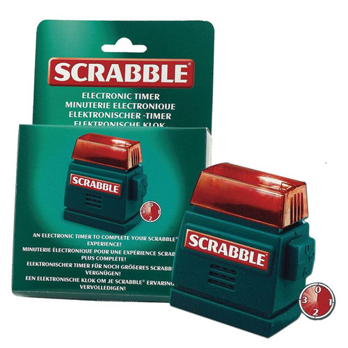 Tinderbox Games Electronic Scrabble Timer