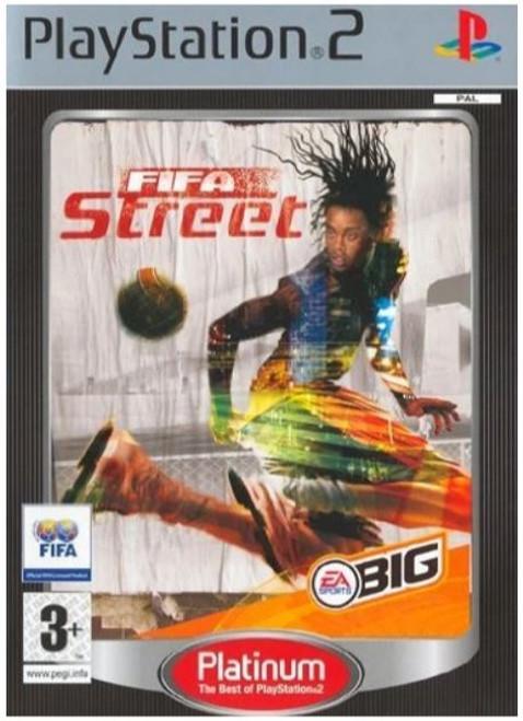 Fifa Street: Platinum PS2 (Italian Box - Multi Language In Game)