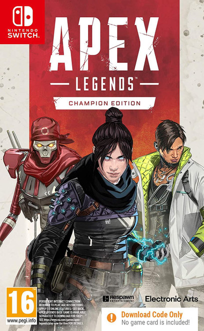 Apex Legends Champion Edition Nintendo Switch Game