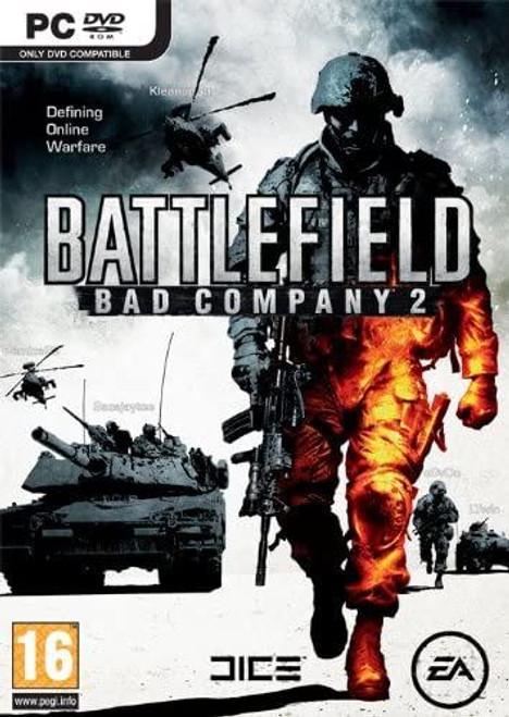 Battlefield Bad Company 2 PC DVD Game