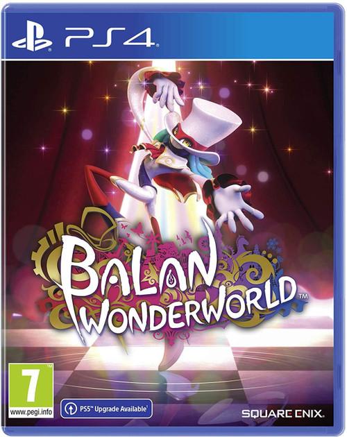 Balan Wonderworld PS4 Game