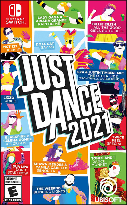 Just Dance 2021 Nintendo Switch Game