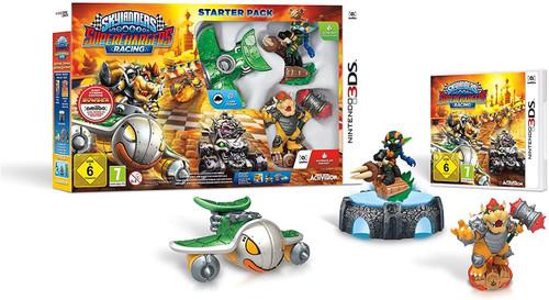 Skylanders SuperChargers - Starter Pack 3DS Game (Ita/Spa Box Multi Language)