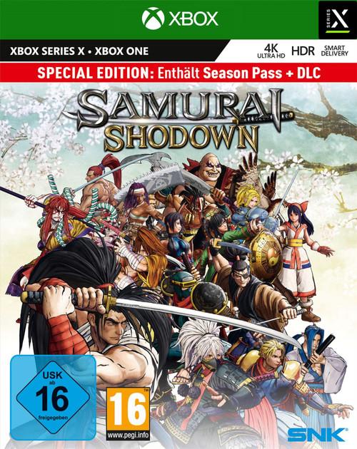 Samurai Shodown - Special Edition Xbox Series X Game
