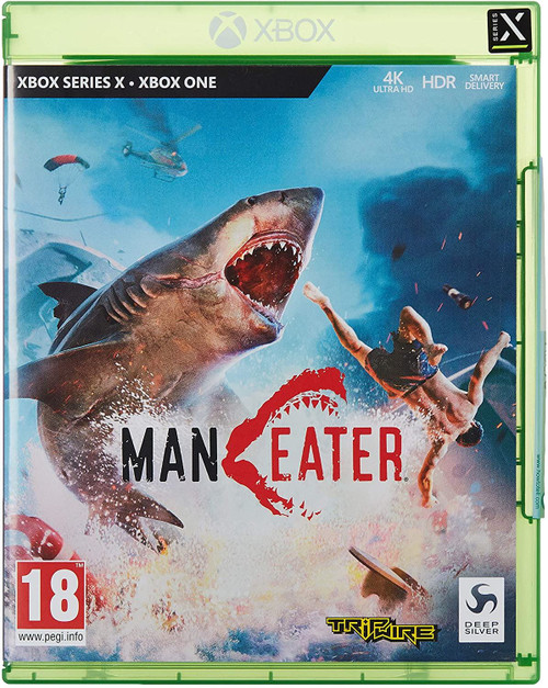 Maneater Xbox Series X Game