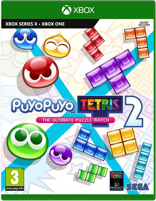 Puyo Puyo Tetris 2 - Launch Edition Xbox Series X Game