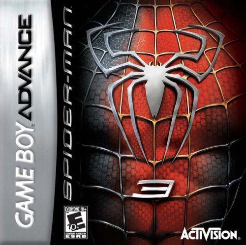 Spider-Man 3 GBA Game (GameBoy Advance)