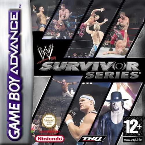 WWE Survivor Series GBA Game