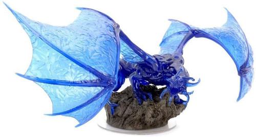 D&D Icons of the Realms Sapphire Dragon Premium Figure
