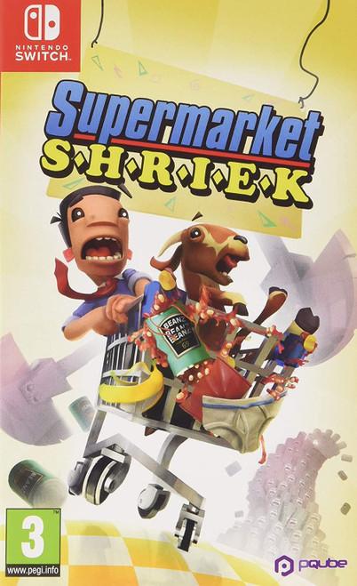 Supermarket Shriek Switch Game