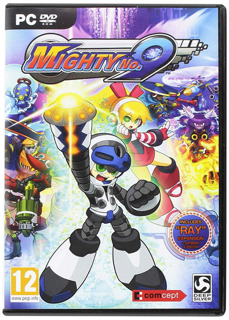 Mighty No 9 Ray Edition PC DVD Game (Italian)