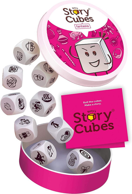 Rory's Story Cubes Eco Blister Fantasia Dice Game