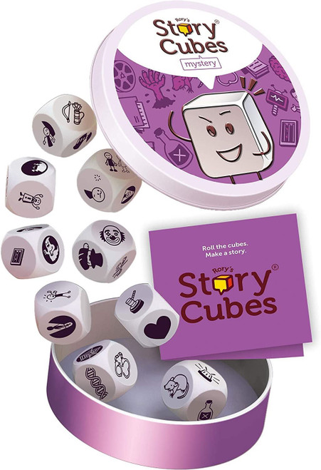 Rory's Story Cubes Eco Blister Mystery Dice Game