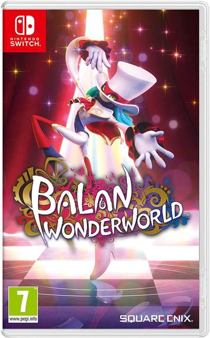 Balan Wonderworld Switch Game