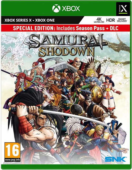 Samurai Shodown Enhanced Xbox Series X Game