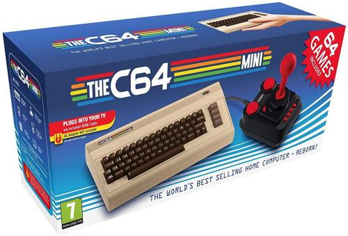 The C64 Mini Retro Console Electronic Games (V2)