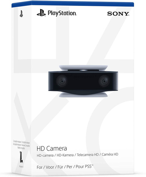 Official Sony Playstation 5 HD Camera - PS5