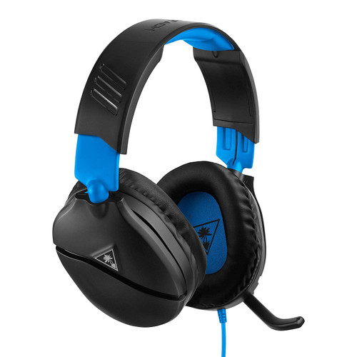 Turtle Beach Recon 70P Gaming Headset For PS4, Xbox One, Switch And PC - Black