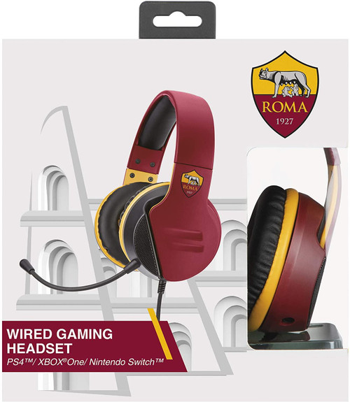 AS Roma Wired Gaming Headset