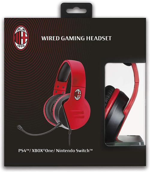 AC Milan Wired Gaming Headset