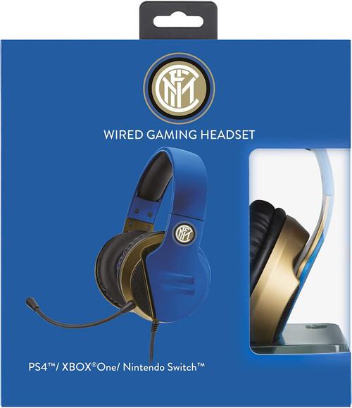 Inter Milan Wired Gaming Headset