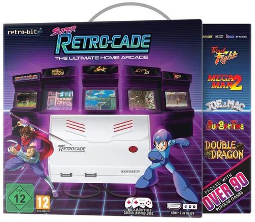 Super Retro-Cade Electronic Games