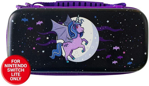 iMP LITE Protective Carry & Storage Case Moonlight Unicorn For Nintendo Switch