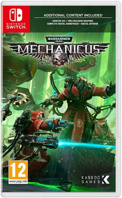 Warhammer 40000 Mechanicus Nintendo Switch Game