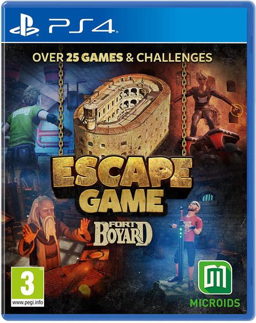 Escape Game - Fort Boyard PS4 Game