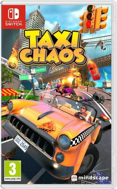 Taxi Chaos Switch Game