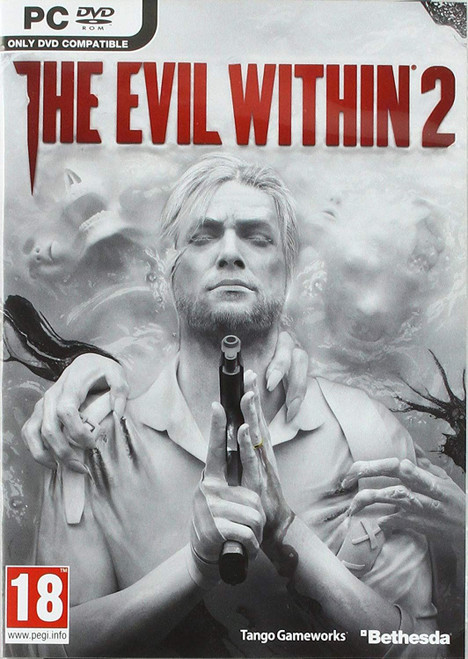 The Evil Within 2 - PC DVD Game
