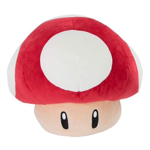 Nintendo - Mario Kart - Mushroom Plush Large Gaming Merchandise