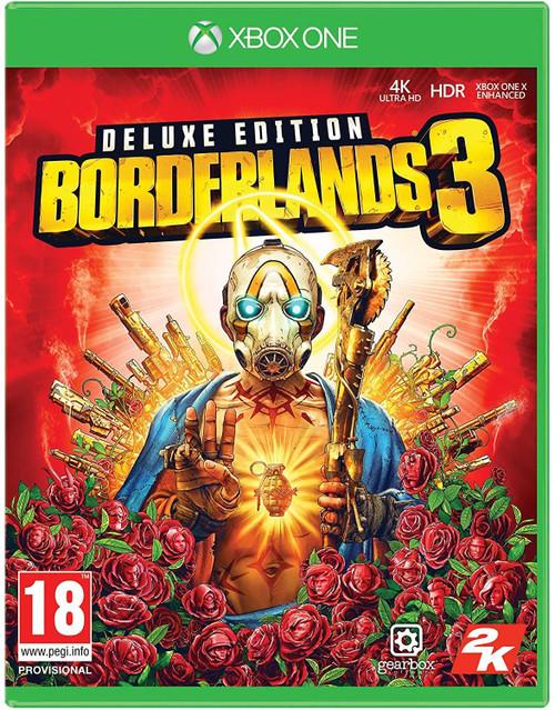 Borderlands 3 Deluxe Edition Xbox One (Spanish Box - Multi Language In Game)