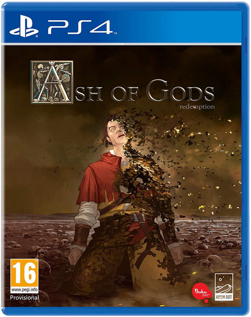 Ash of Gods Redemption PS4 (Italian Box - Multi Language in Game)