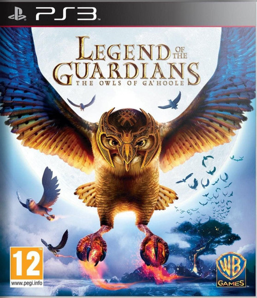 Legend of the Guardians The Owls of Ga'Hoole PS3 Game