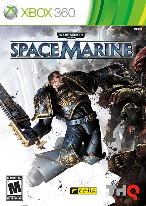 Warhammer 40000 - Space Marine Xbox 360 Game