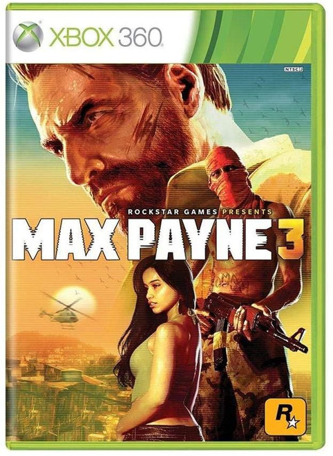Max Payne 3 Xbox 360 Game